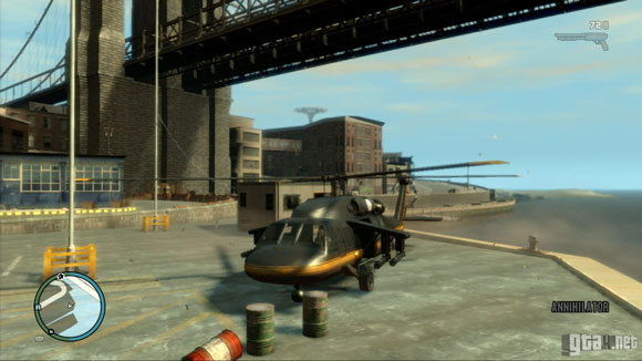 heli annihilator